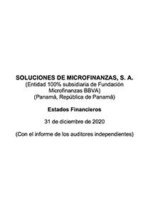 Estado Financiero 2020